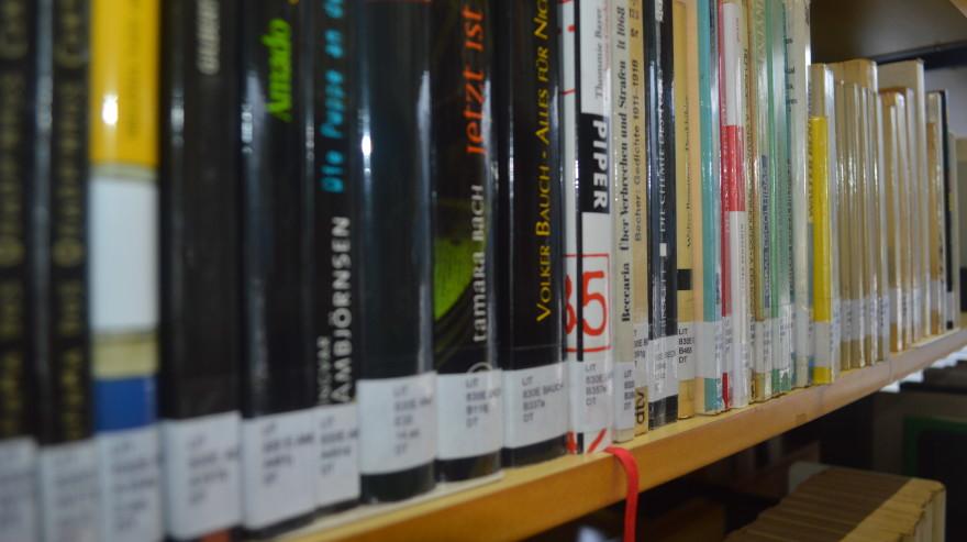 Imagem de Bibliothek