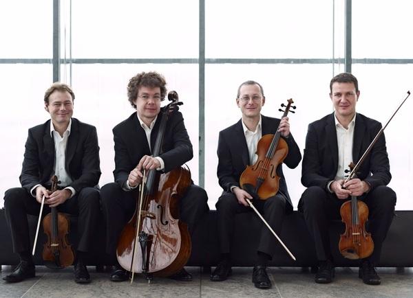 Imagem de Quarteto de Cordas de Leipzig