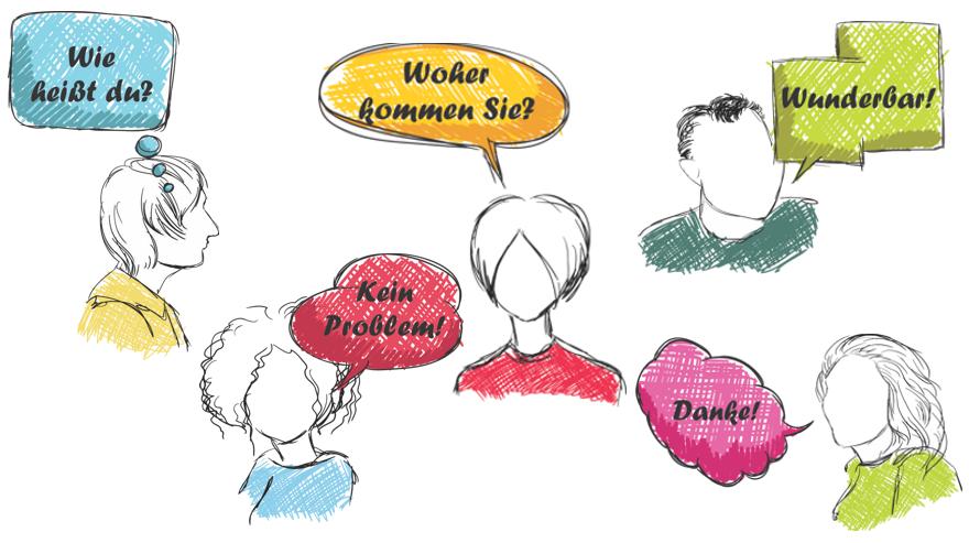 Imagem de Deutsch verbindet-Dia da Língua Alemã
