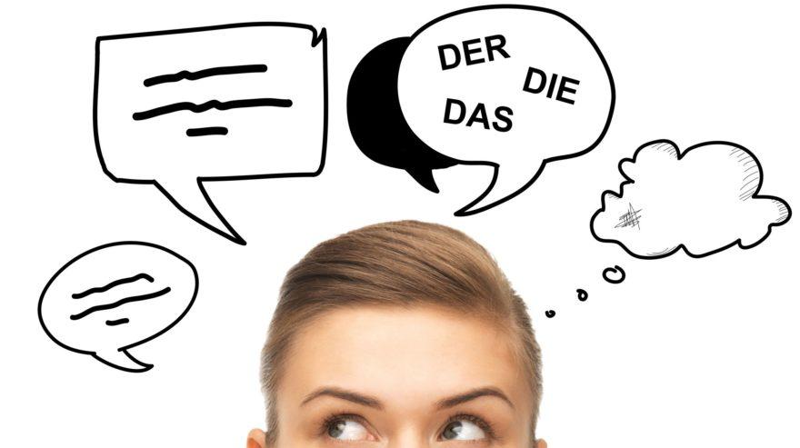 Imagem de Desmistificando o Alemão III – Os artigos