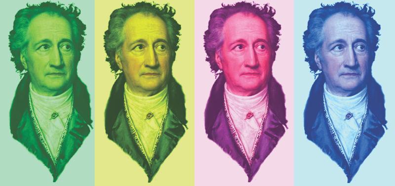 Imagem de Wer ist Goethe?
