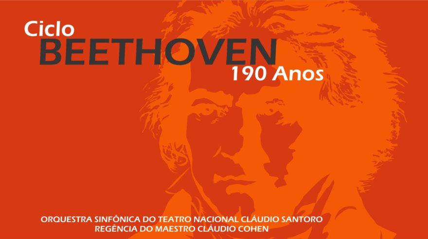Imagem de Ciclo Beethoven 190 Anos