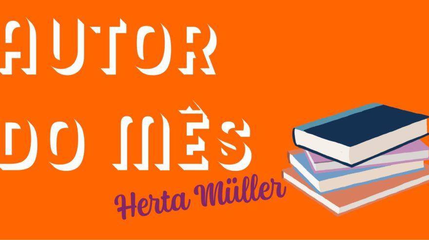 Imagem de Autora do Mês – Herta Müller