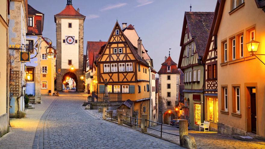 Imagem de A Alemanha e suas Cidadezinhas Bucólicas