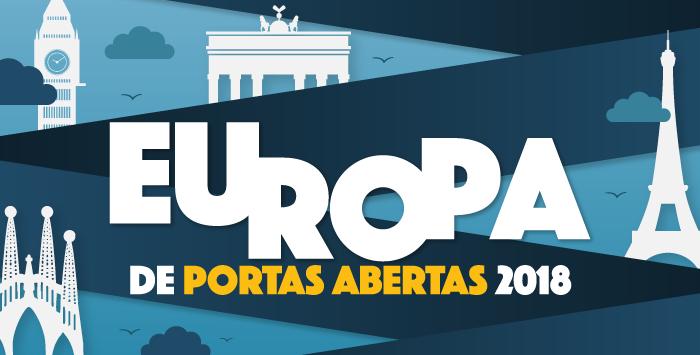 Imagem de Europa de Portas Abertas 2018
