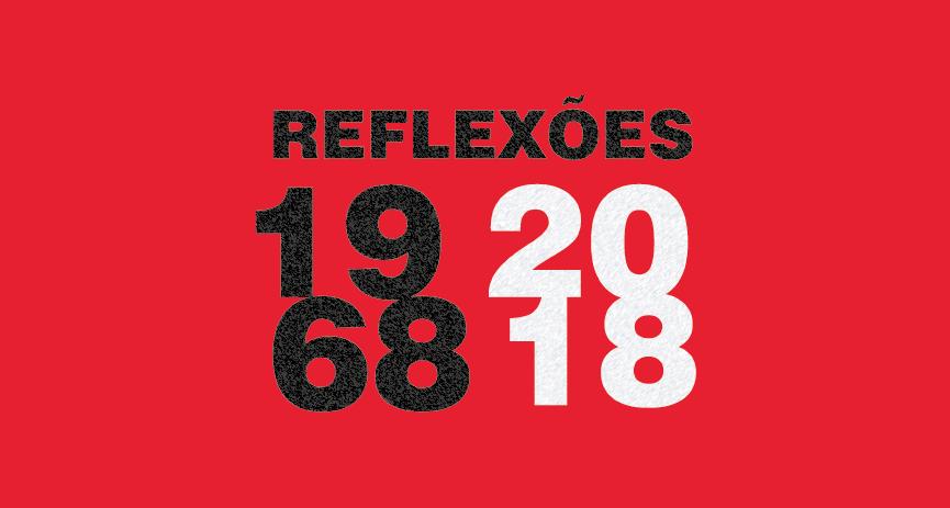 Imagem de Reflexões 1968-2018