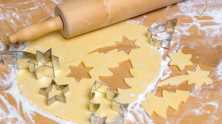Imagem de Biscoitos de Natal alemães