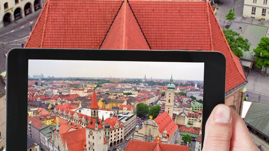 Imagem de Diário de Viagem e Estudos em Munique