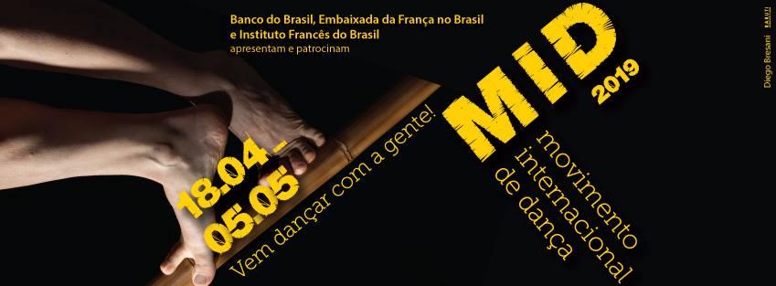 Imagem de MID – Movimento Internacional de Dança