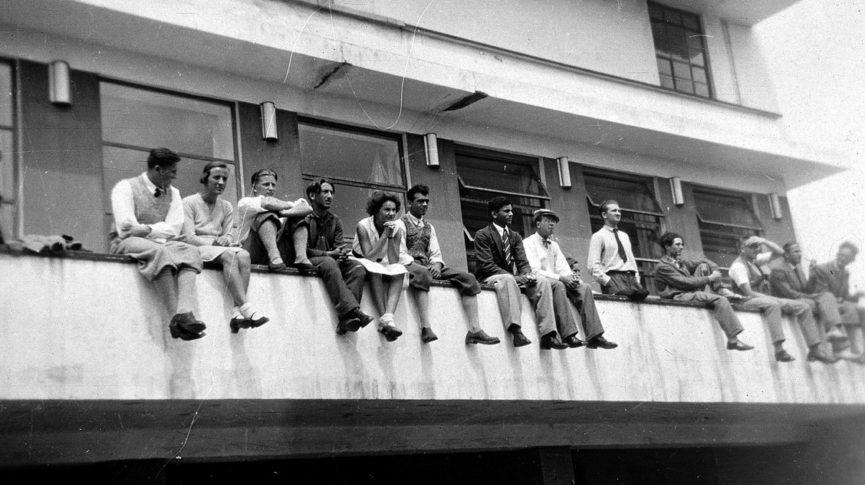 Imagem de Mulheres na Bauhaus