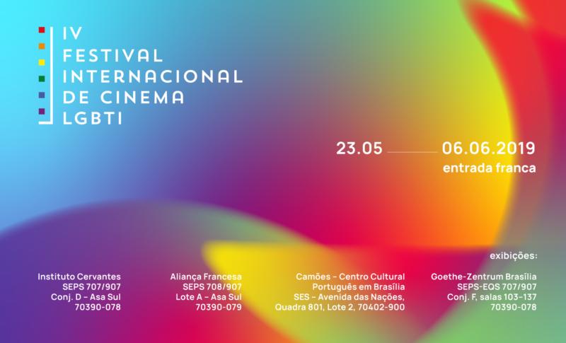 Imagem de IV Festival Internacional de Cinema LGBTI
