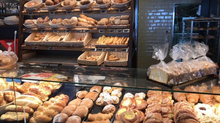 Imagem de Pedindo pão na Alemanha