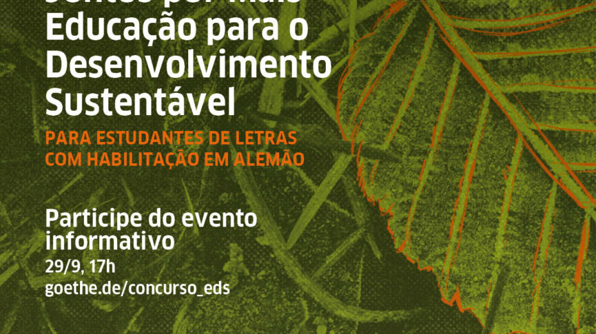"""Imagem de Concurso """"Juntos por Mais Educação para o Desenvolvimento Sustentável"""""""